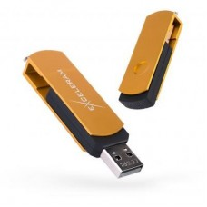 USB флеш накопичувач eXceleram 16GB P2 Series Gold/Black USB 2.0 (EXP2U2GOB16)